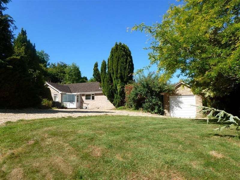 3 Bedrooms Bungalow for rent in St Marys Close, Blandford