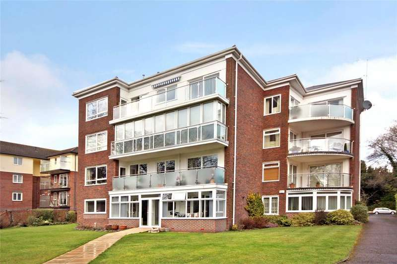 2 Bedrooms Flat for sale in Wilton Place, 66 West Cliff Road, Bournemouth, Dorset, BH4