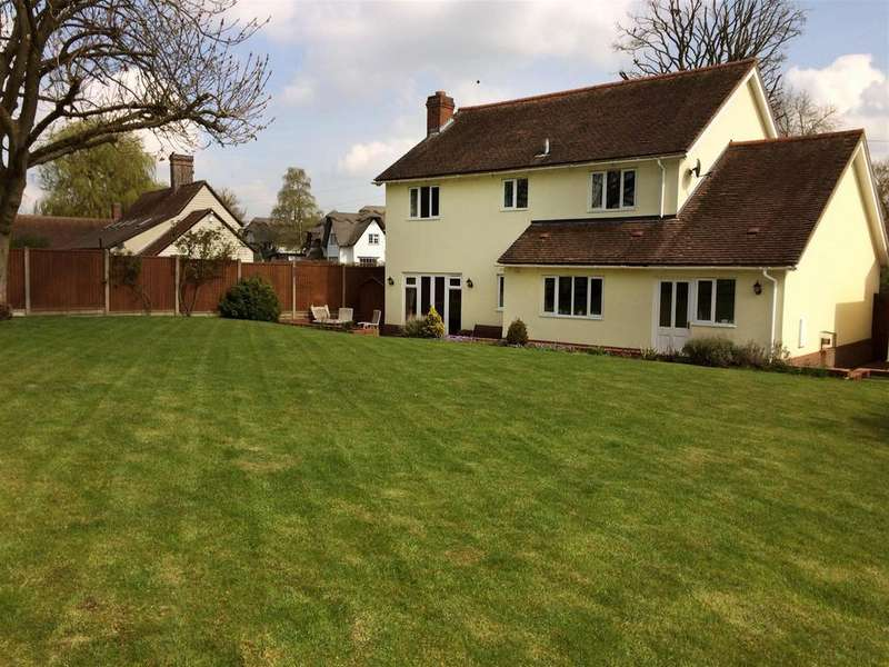 4 Bedrooms Detached House for sale in High Street, Reed, ROYSTON, Hertfordshire