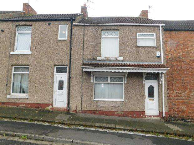 2 Bedrooms Terraced House for rent in MAUGHAN STREET, SHILDON, BISHOP AUCKLAND