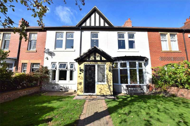 6 Bedrooms Terraced House for sale in Low Fell