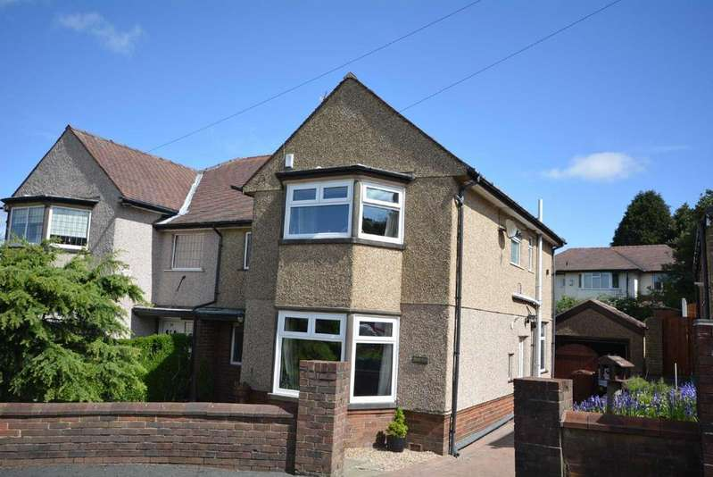 3 Bedrooms Semi Detached House for sale in Ryburn Avenue, Blackburn, BB2