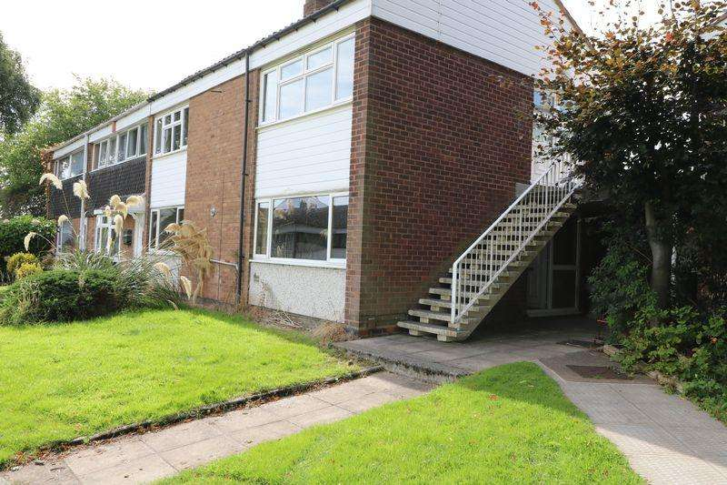 2 Bedrooms Apartment Flat for sale in Broadfield Close, West Bromwich
