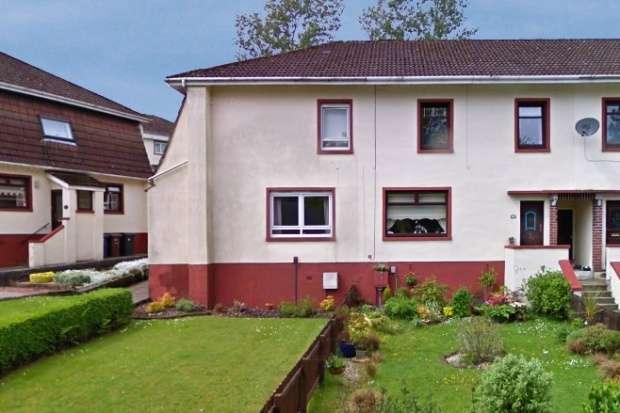 4 Bedrooms Terraced House for sale in Finch Road, Greenock, Renfrewshire, PA16 7DB