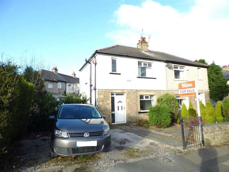 3 Bedrooms Semi Detached House for sale in Bradford Road, Idle, Bradford, BD10 8SA
