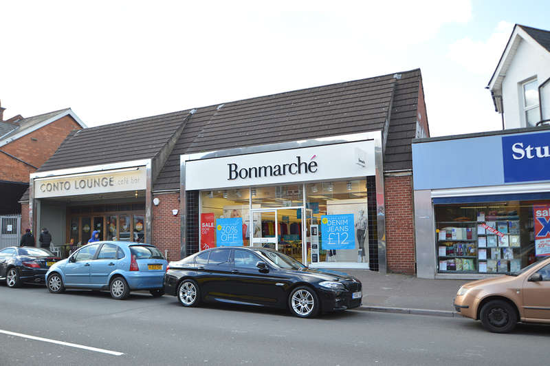 Commercial Development for sale in Unit B, 418-424 Wimborne Road, Winton, Bournemouth, BH9 2HB