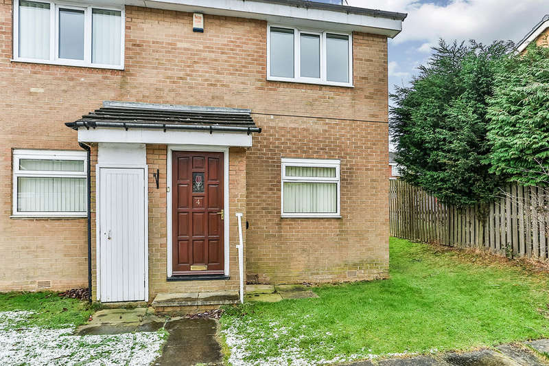 2 Bedrooms Flat for sale in Jacobs Close, Sheffield, S5