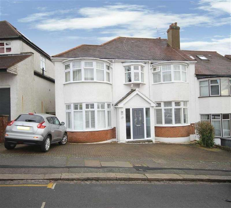 6 Bedrooms House for sale in Bedford Avenue, Barnet, Hertfordshire