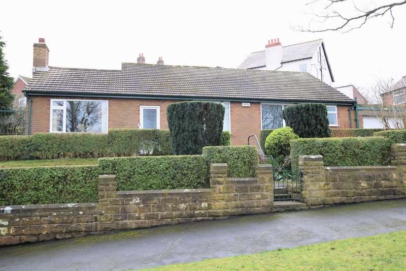 3 Bedrooms Detached Bungalow for sale in Sea Cliff Road, Scarborough, North Yorkshire YO11 2XU