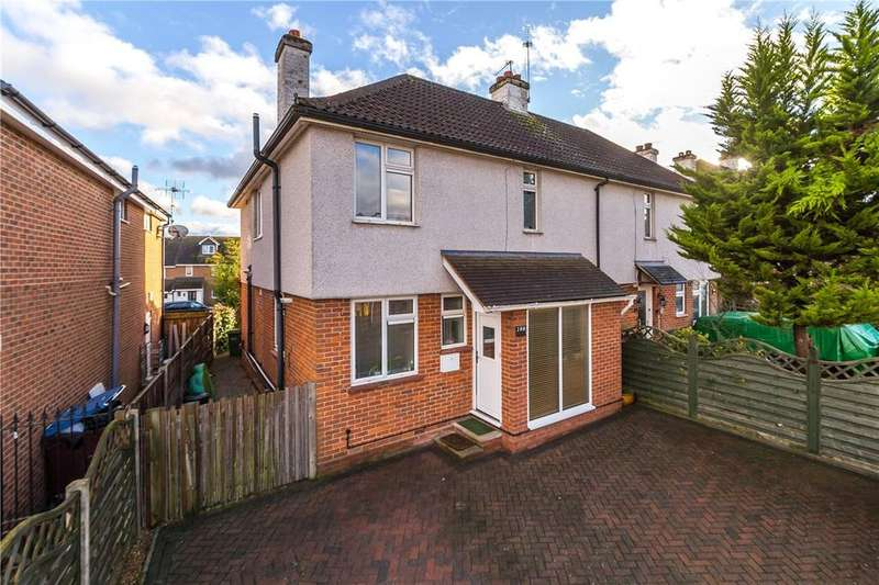 4 Bedrooms Semi Detached House for sale in Westfield Road, Harpenden, Hertfordshire