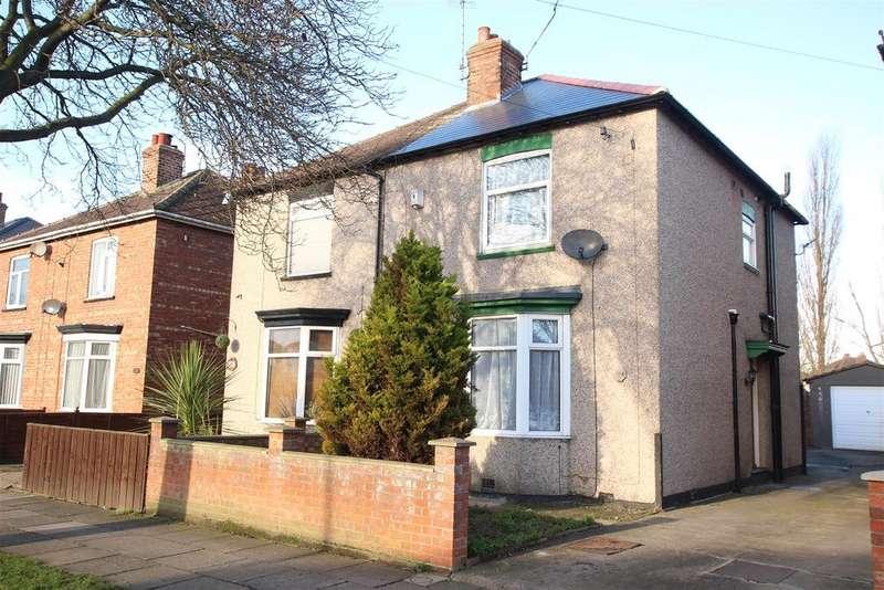 2 Bedrooms Semi Detached House for sale in Geneva Road, Darlington
