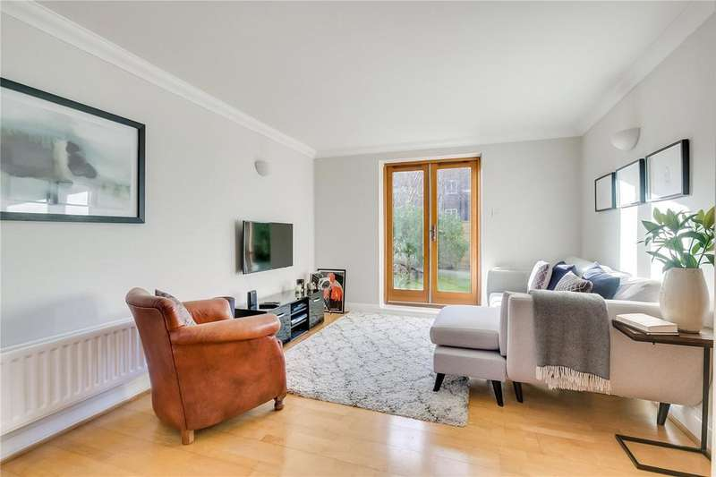 2 Bedrooms Flat for sale in Almanac House, 180 East Hill, Wandsworth, London