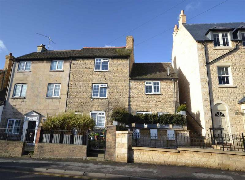 2 Bedrooms Terraced House for sale in North Street, Stamford