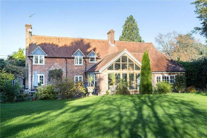 4 Bedrooms Detached House for rent in Tubbs Lane, Highclere, Newbury, Hampshire, RG20