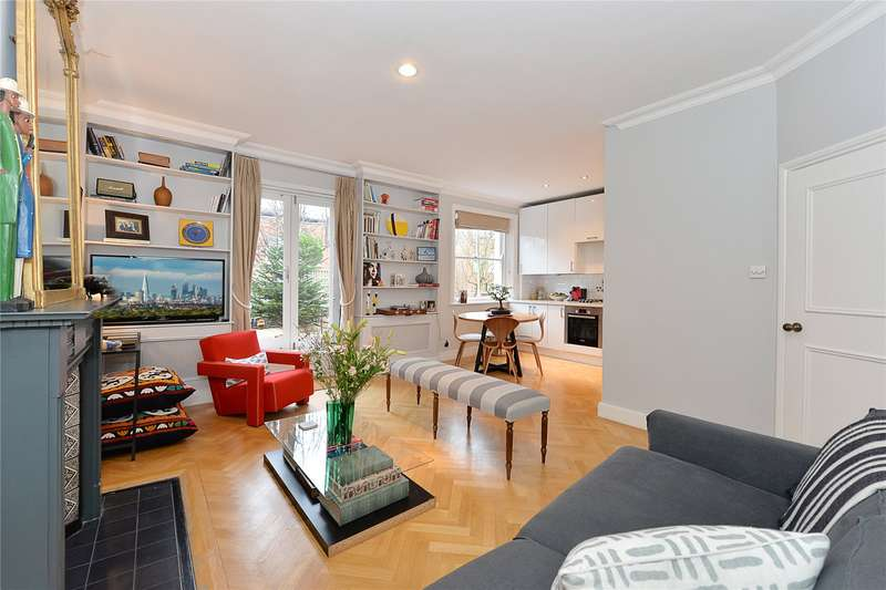 2 Bedrooms Flat for sale in Nevern Square, Earls Court, London, SW5