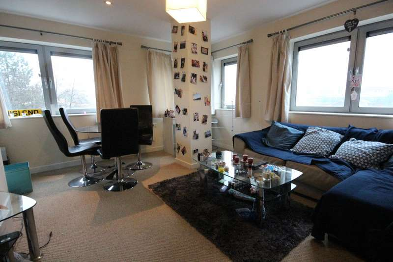 2 Bedrooms Apartment Flat for sale in Anchor Point, Bramall lane S2