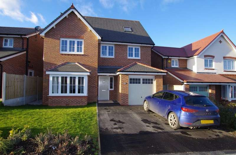 5 Bedrooms Detached House for sale in Hendre Las, Abergele