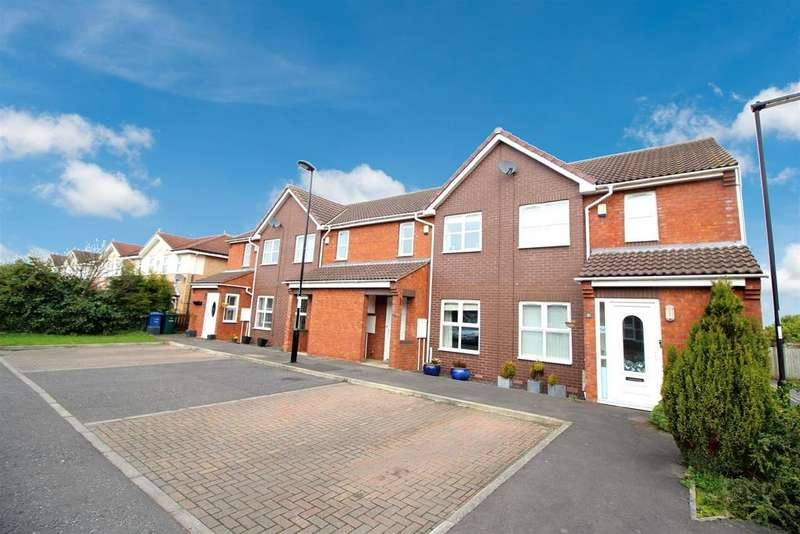 3 Bedrooms Terraced House for rent in Big Waters Close, Brunswick, Newcastle