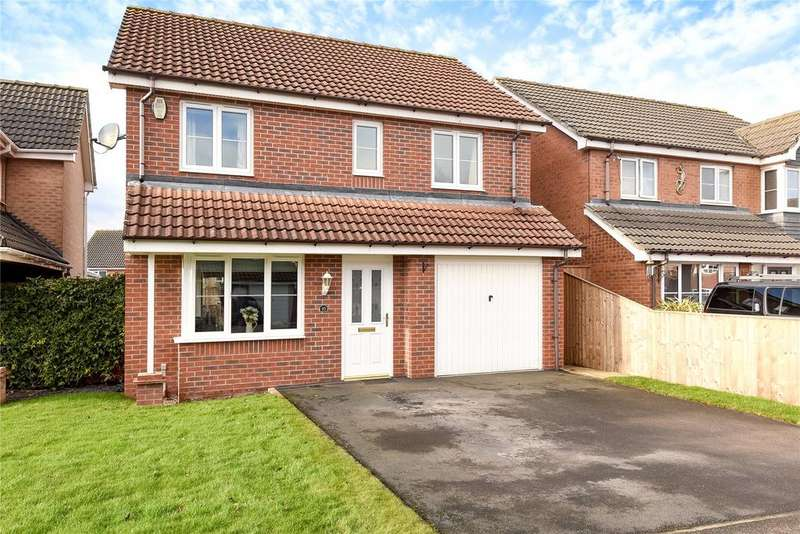 3 Bedrooms Detached House for sale in Lauridson Close, Laceby, DN37
