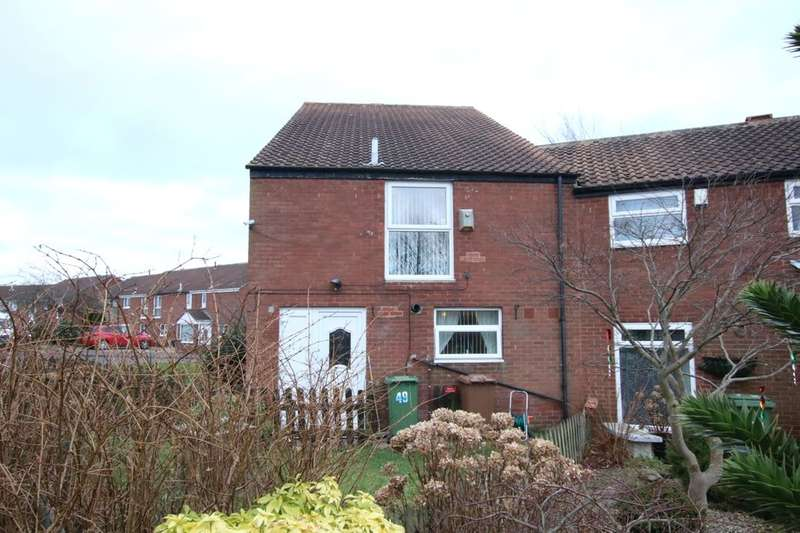 3 Bedrooms Semi Detached House for sale in Raby Road, Washington, NE38