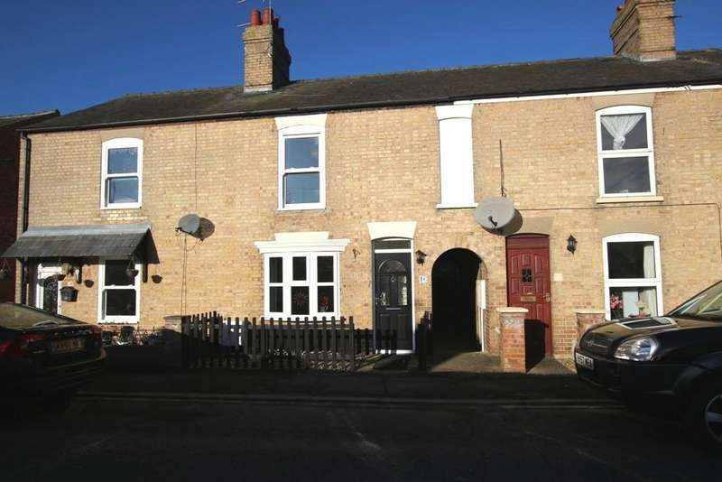 2 Bedrooms Terraced House for sale in Millcroft, Soham