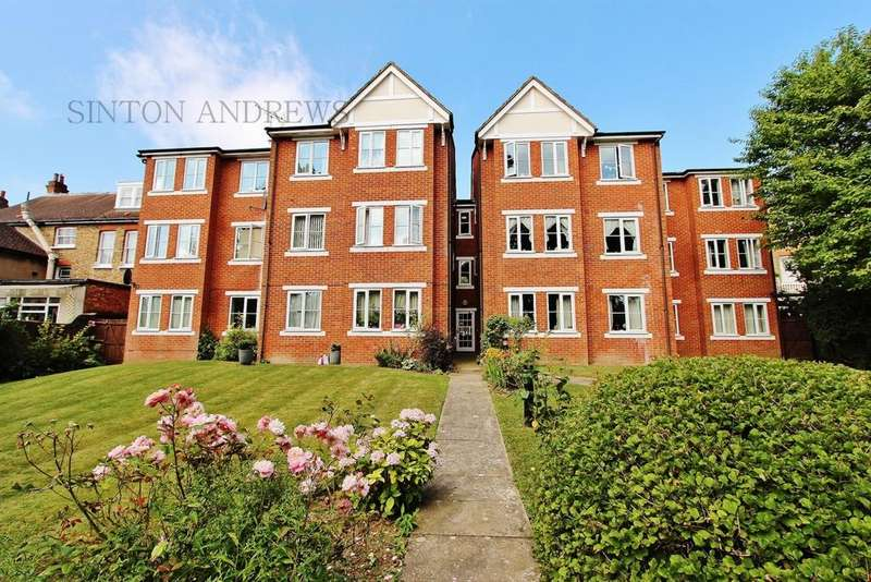 1 Bedroom Flat for sale in Bampton Court, 33 - 35 Blakesley Avenue, Ealing, W5