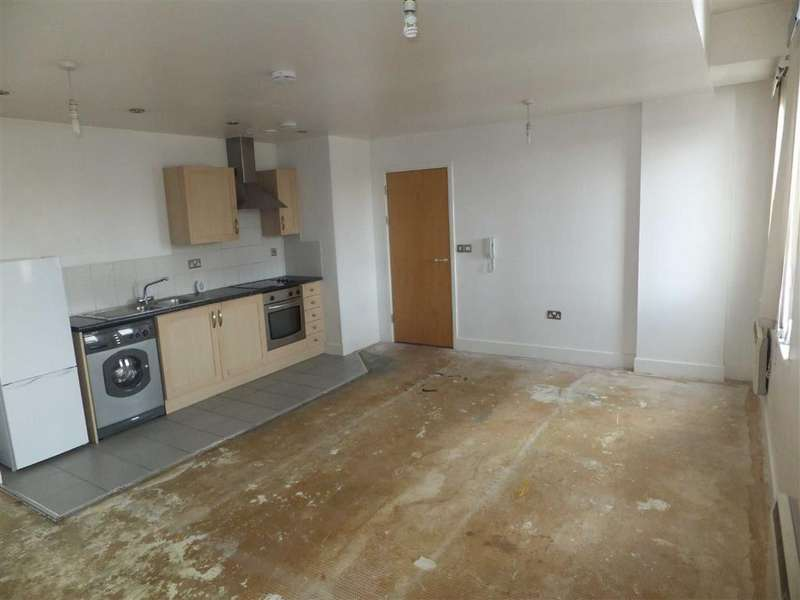1 Bedroom Flat for sale in Chatsworth House, 19 Lever Street, Manchester