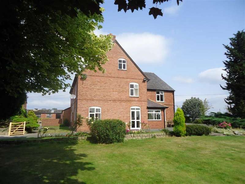 5 Bedrooms Country House Character Property for rent in Oswestry, SY10