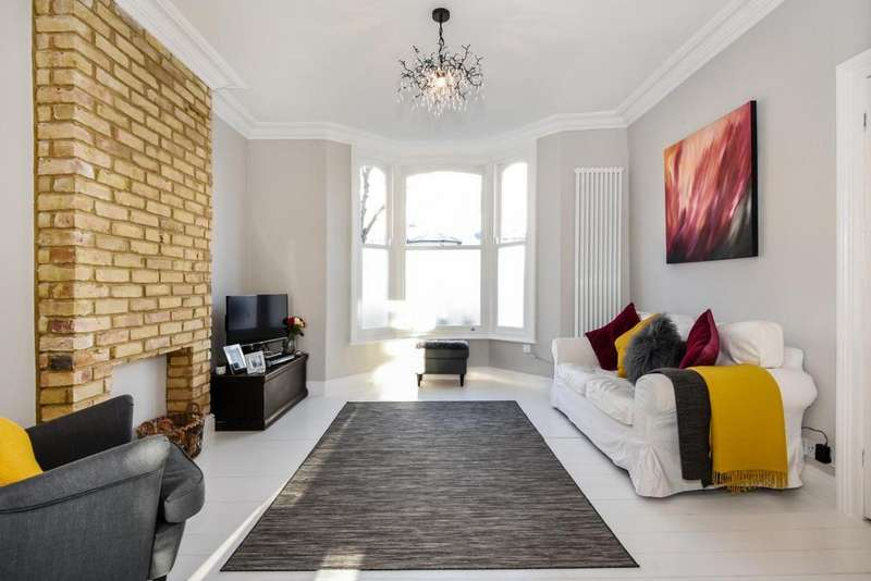 3 Bedrooms Terraced House for sale in Corbyn Street, Stroud Green