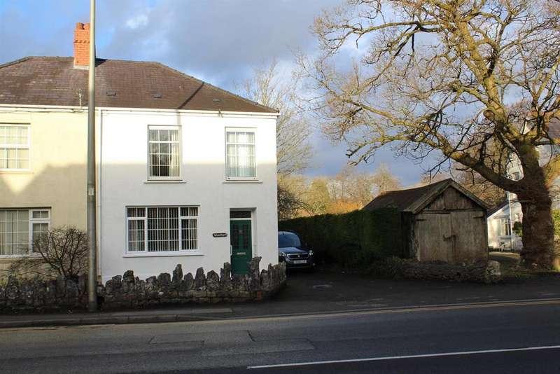 4 Bedrooms Semi Detached House for sale in Ammanford Road, Llandybie, Ammanford