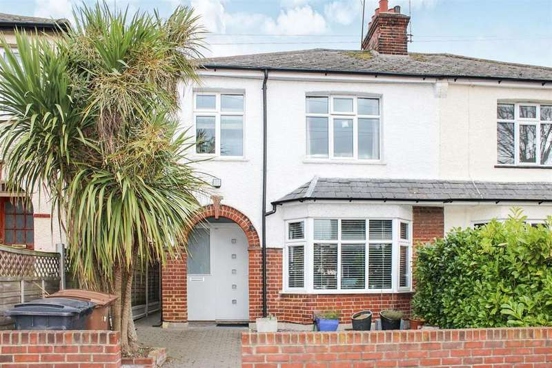 3 Bedrooms Semi Detached House for sale in Lady Lane, Chelmsford