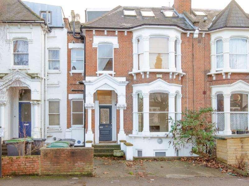 1 Bedroom Ground Flat for sale in Stapleton Hall Road, N4