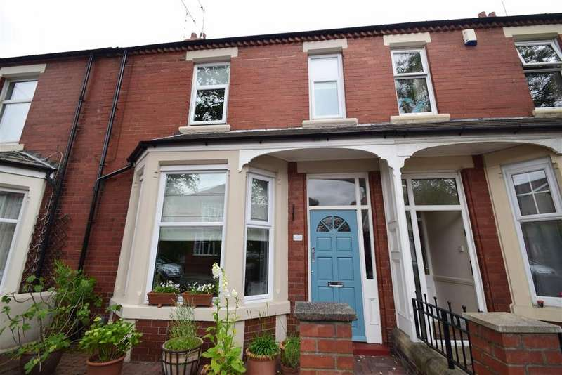 3 Bedrooms Terraced House for sale in Kenilworth Road, Monkseaton