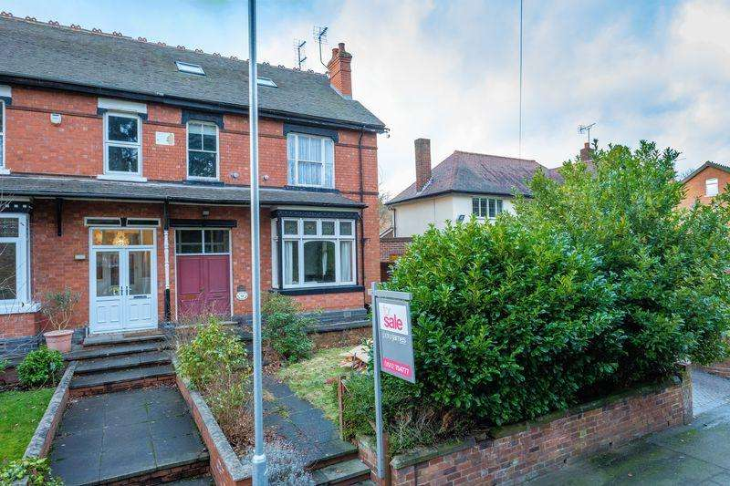 5 Bedrooms Semi Detached House for sale in Richmond Road, Finchfield, Wolverhampton