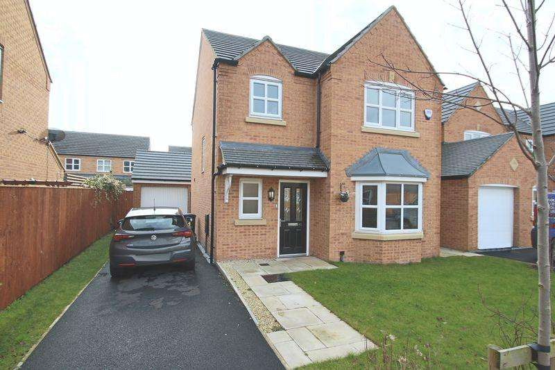 3 Bedrooms Detached House for sale in Hamilton Close, Latchford, Warrington