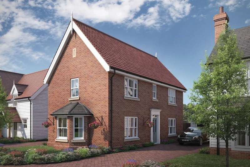 3 Bedrooms Detached House for sale in Plot 2, Manningtree Road, Little Bentley