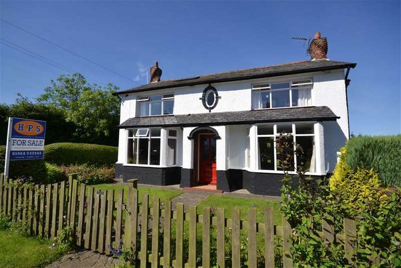 4 Bedrooms Detached House for sale in Skipsea Road, Bewholme, East Yorkshire