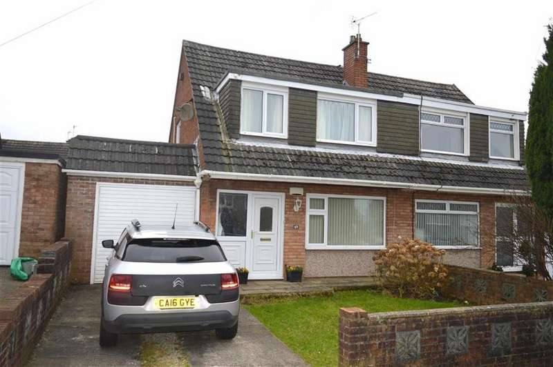 3 Bedrooms Semi Detached House for sale in Gwelfor, Dunvant, Swansea