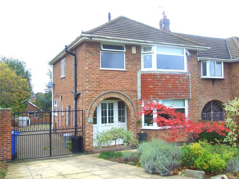 3 Bedrooms Detached House for sale in The Orchards, Allestree, Derby, Derbyshire, DE22