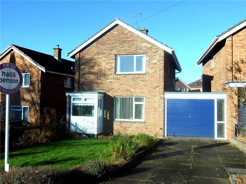 3 Bedrooms Link Detached House for sale in Birchover Way, Allestree, Derby, Derbyshire, DE22