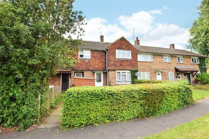 3 Bedrooms Terraced House for rent in Brook Green, Priestwood, Bracknell, Berkshire, RG42