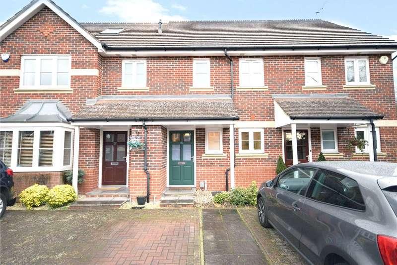 2 Bedrooms Terraced House for rent in Dowles Green, Wokingham, Berkshire, RG40