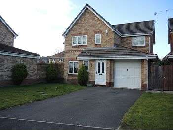 4 Bedrooms Detached House for sale in Kentwell Grove, West Derby, Liverpool