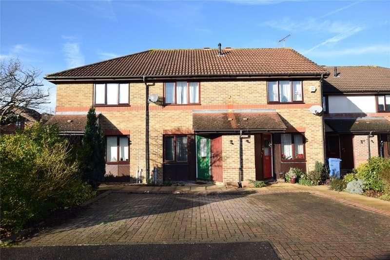 2 Bedrooms Terraced House for sale in Teresa Vale, Warfield, Berkshire, RG42