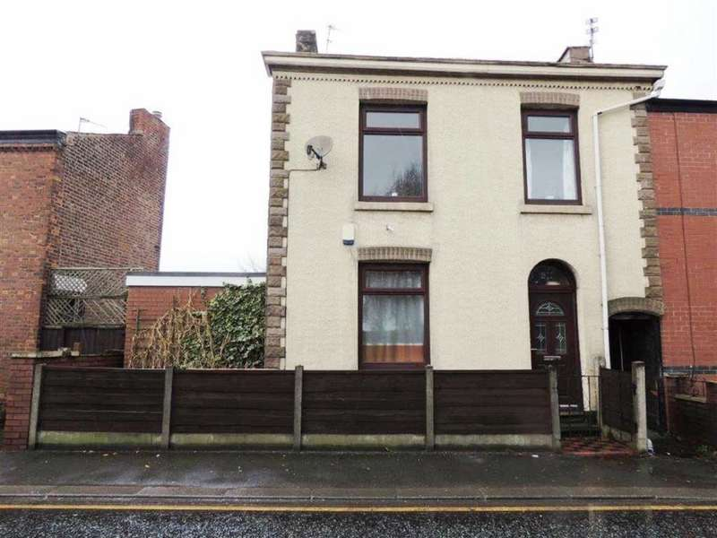 4 Bedrooms End Of Terrace House for sale in Market Street, Droylsden, Manchester