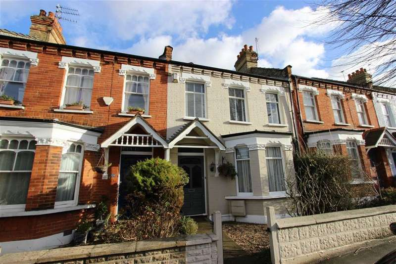 3 Bedrooms Terraced House for sale in Hoppers Road, Winchmore Hill, London