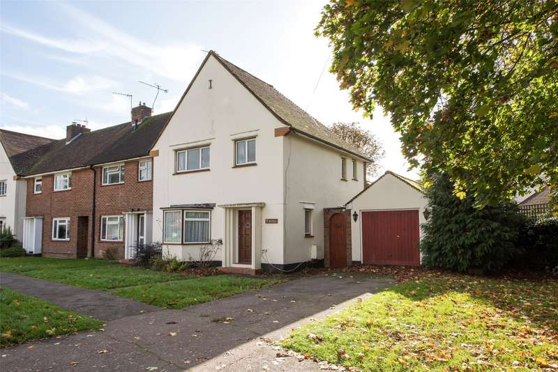 3 Bedrooms End Of Terrace House for sale in Dodds Park, Brockham, Betchworth, Surrey, RH3