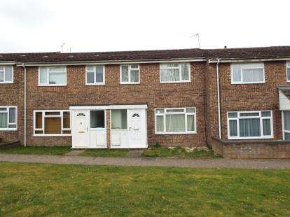 3 Bedrooms Terraced House for sale in Witham, Essex