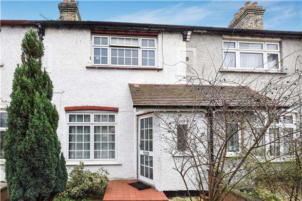2 Bedrooms Terraced House for sale in Thornton Road, THORNTON HEATH, CR7