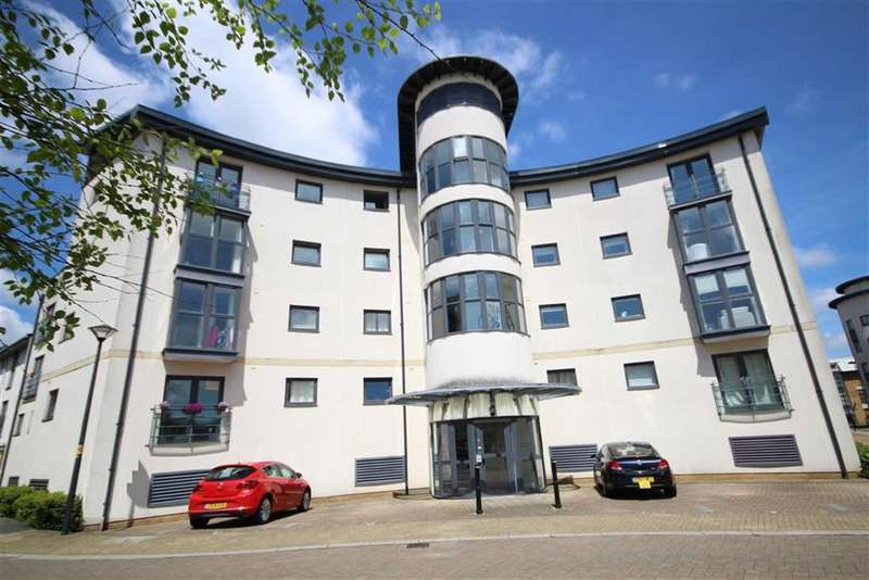 2 Bedrooms Apartment Flat for sale in Holly Court, Pasteur Drive, Okus, Swindon